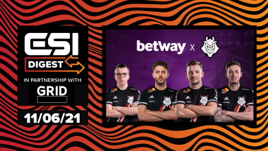 Photo of Betway companions with G2, BLAST reveals Fortnite collaboration | ESI DIGEST #46