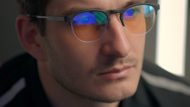 Photo of Astralis groups up with Blux to develop blue gentle glasses
