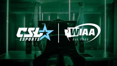 Photo of CSL Esports secures partnership with Washington State Interscholastic Actions Affiliation