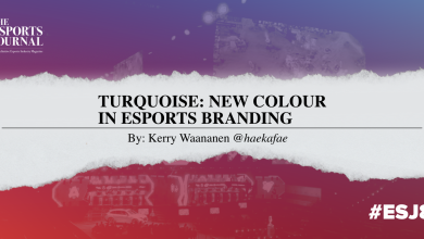 Photo of Turquoise: New color in esports branding