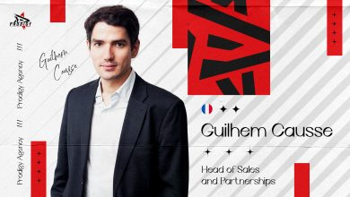 Photo of Guilhem Causse joins Prodigy Company as Head of Gross sales and Partnerships