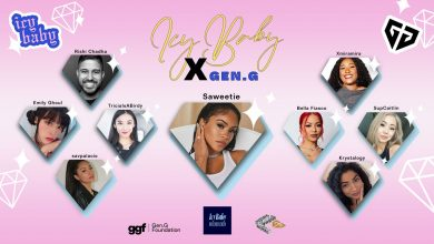 Photo of Saweetie joins forces with Gen.G to host instructional workshops