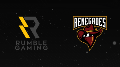 Photo of Expertise company Rumble Gaming provides Renegades to its roster