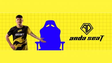 Photo of AndaSeat Indicators Cope with Natus Vincere Esports Crew – European Gaming Trade Information