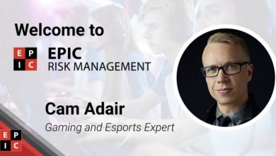 Photo of EPIC rent On-line Gaming and Esports knowledgeable Cam Adair – European Gaming Trade Information