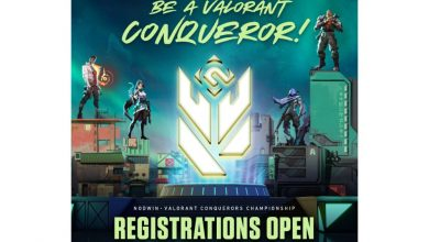 Photo of REGISTRATIONS OPEN FOR VALORANT CONQUERORS CHAMPIONSHIP – European Gaming Trade Information