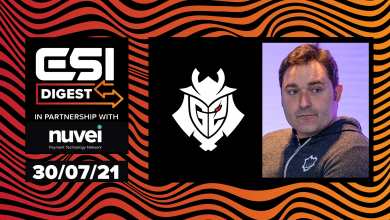 Photo of G2 Esports appoints Dechelotte, Tribe Gaming publicizes new investor | ESI Digest #53