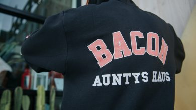Photo of Bacon Time unveils collaboration with Auntys Haus
