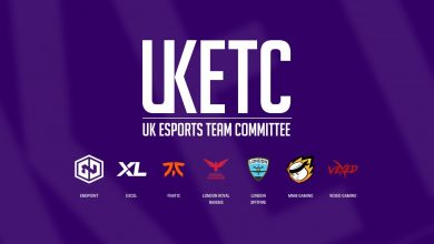 Photo of EXCEL, Endpoint, Fnatic, and extra formally launch UK esports committee