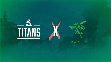 Photo of BLAST groups up with Razer for Apex Legends occasion