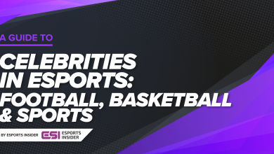 Photo of A information to: Celebrities in esports – soccer, basketball and sports activities