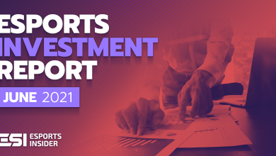 Photo of Esports funding report, June 2021: Complexity Gaming, Group BDS, VSPN