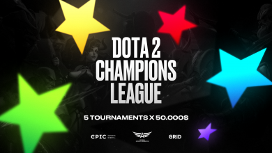 Photo of Epic Esports Occasions and Russian Esports Federation to carry Dota 2 Champions League collection