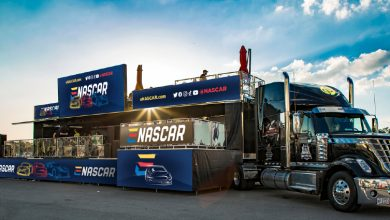 Photo of Allied Esports and NASCAR launch gaming truck tour